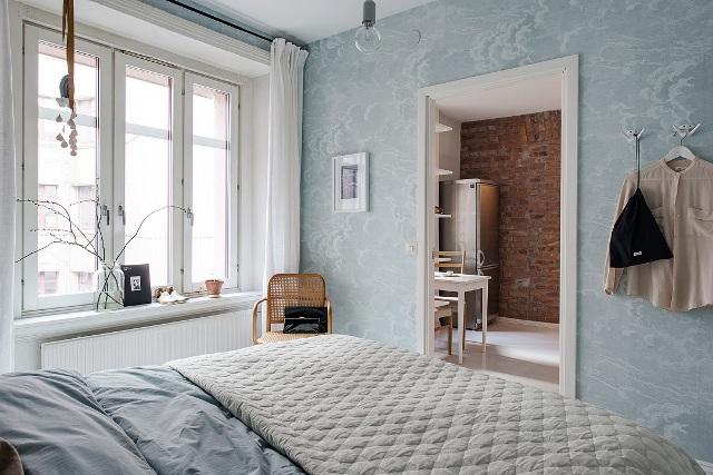 уютные апартаменты9